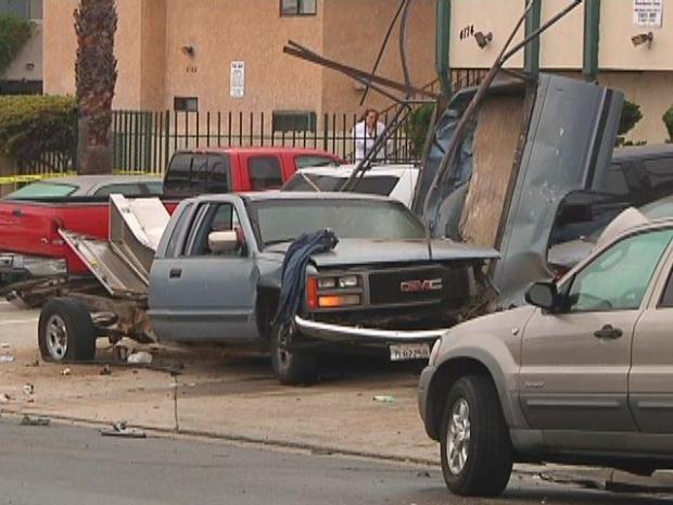 [DGO] Terrible Crash After Police Pursuit