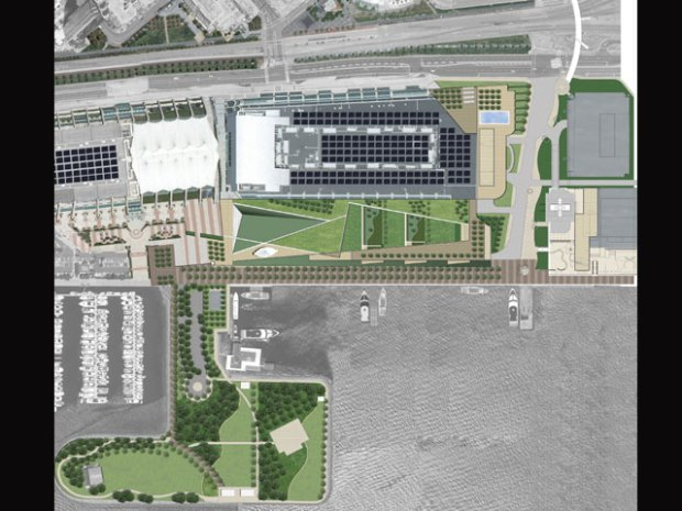 Images: Proposed Convention Center Expansion