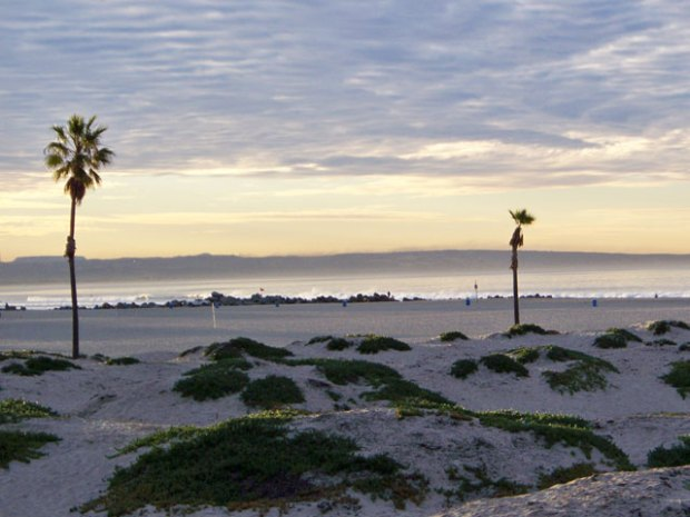 San Diego Beach Makes World's Top 10 List