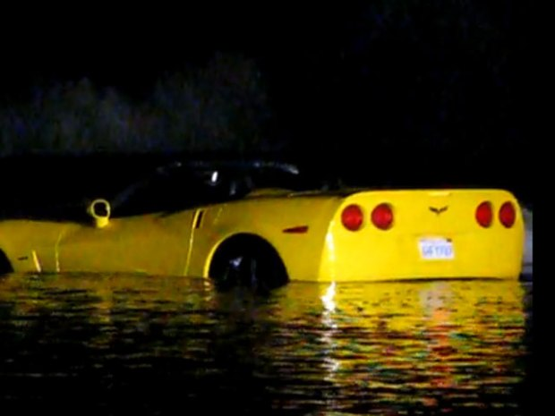 [DGO] Corvette in Ocean Is Talk of the Town