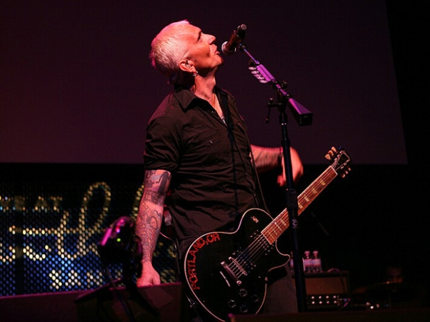 Screen Grabs: Everclear's Art Onstage at Anthology