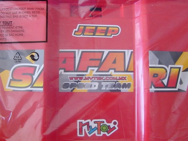 Fake Toys Seized