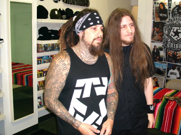 [DGO] Chillin' With Korn's Fieldy