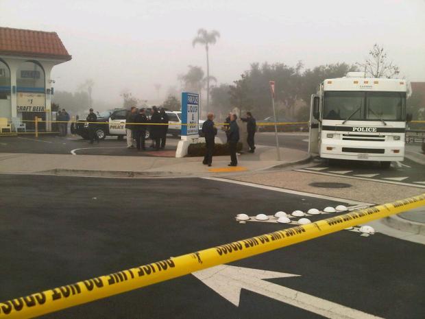 Coronado Crime Scene