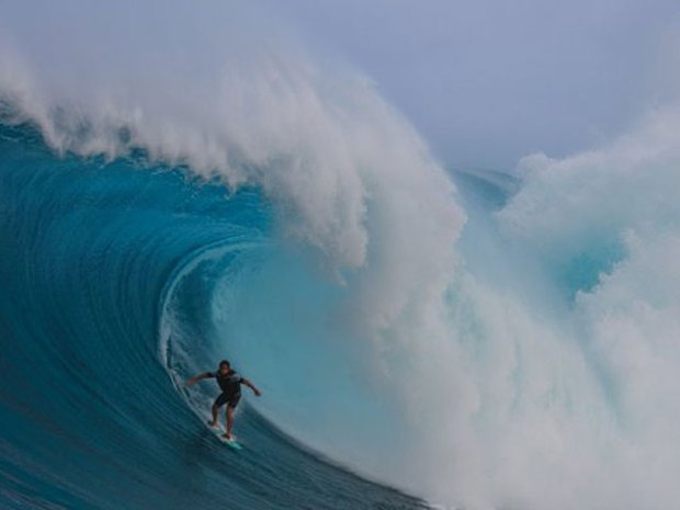 Epic Waves in Hawaii