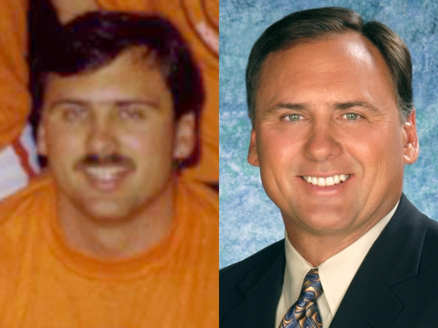 Jim Laslavic Through the Years