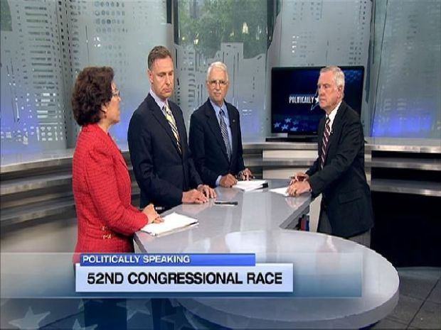 [DGO] 52nd Congressional District Candidates Debate