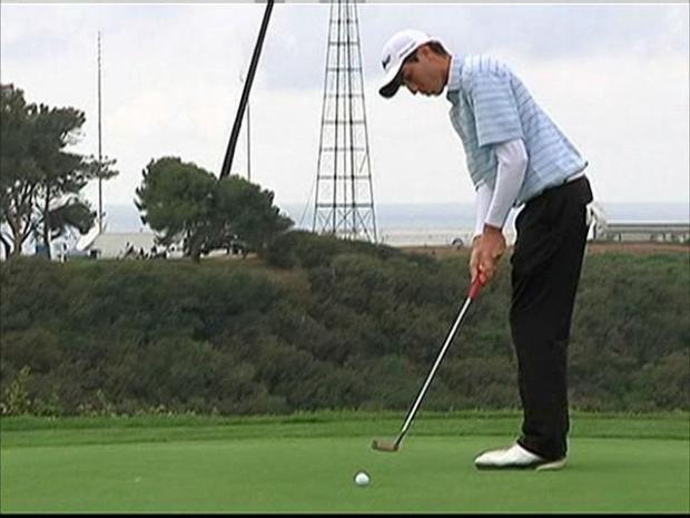 [DGO] Amateur Golfer Schools the Pros