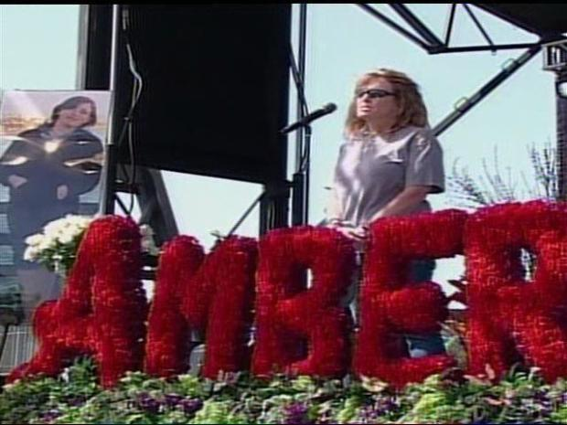 [DGO] Amber's Mom Speaks at the Memorial