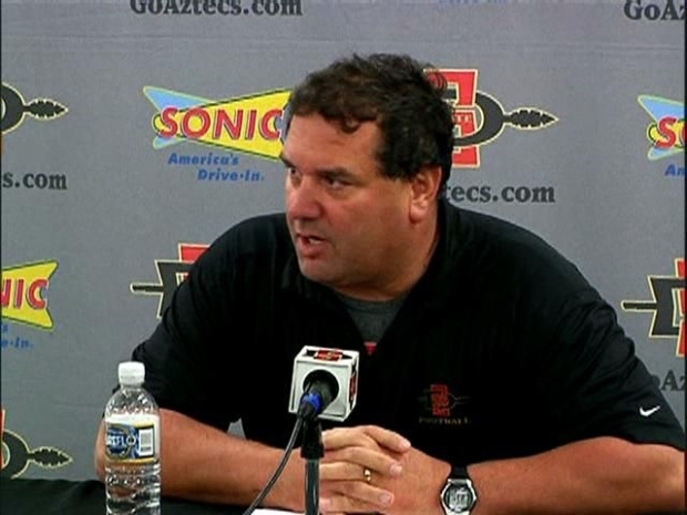 [DGO] Aztecs to Go Bowling, Hoke Happy