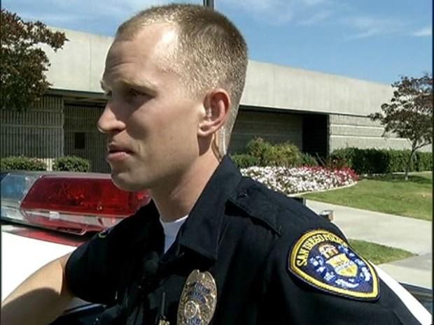 [DGO] 'Bionic' Officer Patrols San Diego