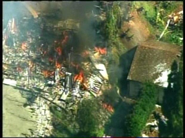 [DGO] Burning Down the House