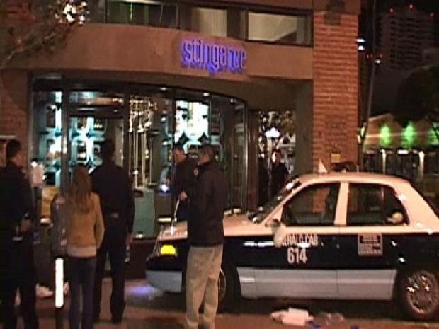 [DGO] Cab Drove Into Stingaree Crowd: Raw Video