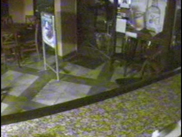 [DGO] Cafe Venti Surveillance Video: Raw
