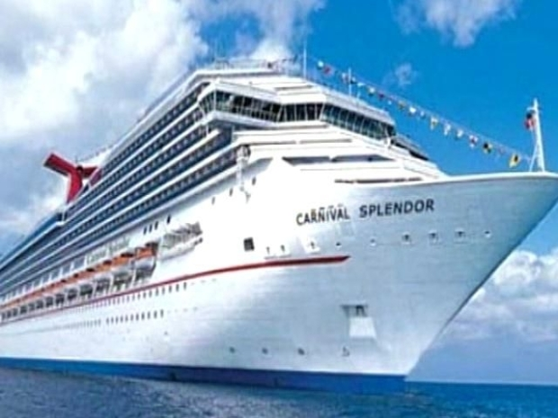 [DGO] Carnival Cruise Ship Stranded off Coast of Mexico