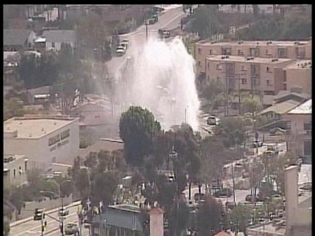 [DGO] City Heights Geyser: Raw Video