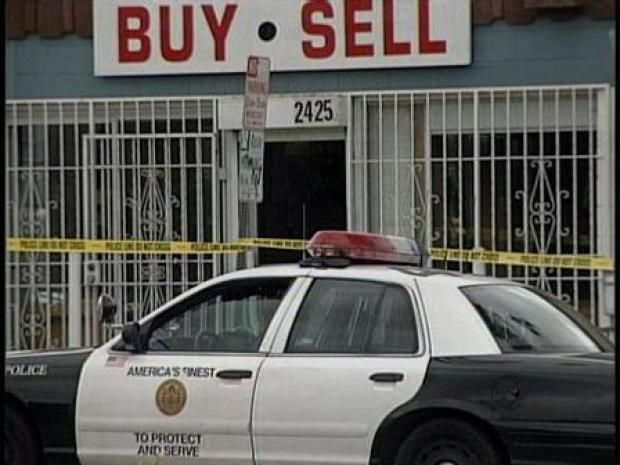 One Suspect Killed in Coin Shop Shootout - NBC 7 San Diego