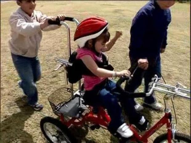 [DGO] Creep Steals Ill 5-Year-Old's Tricycle