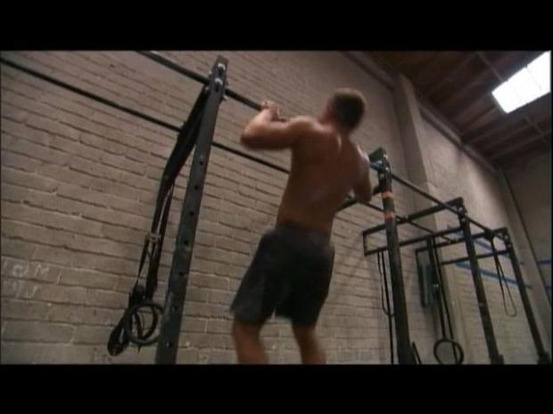 [DGO] Crossfit Training With SEALs