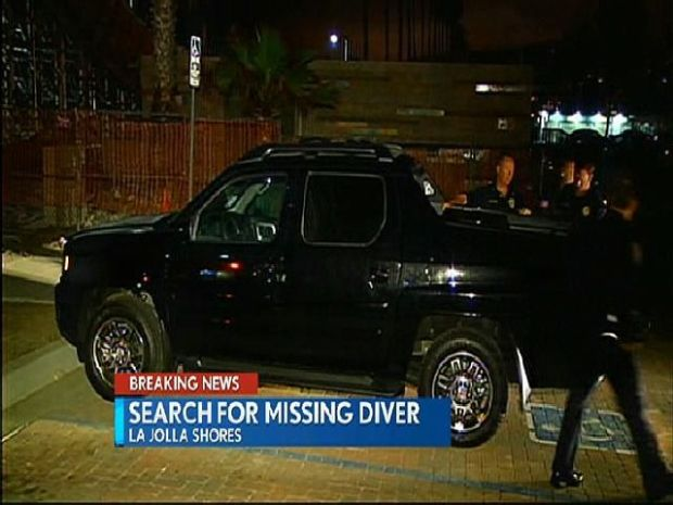 [DGO] Diver Reported Missing in La Jolla
