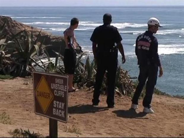 [DGO] Dramatic Rescue After Two Men Fall Off Cliff