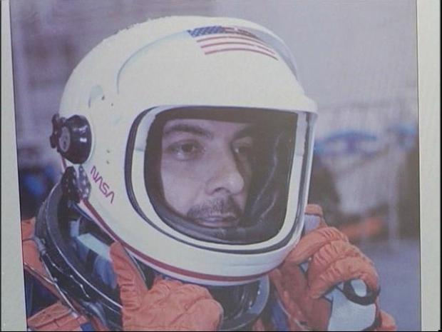[DGO] Ex-Migrant Worker Set to Blast off on Space Shuttle
