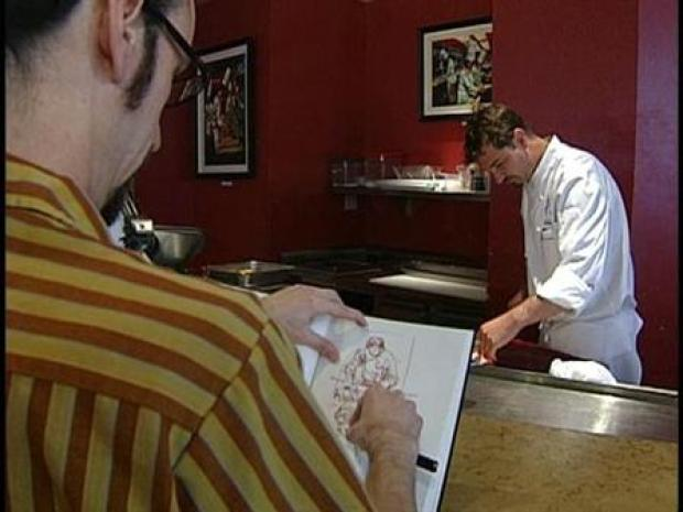 [DGO] Food Imitates Art