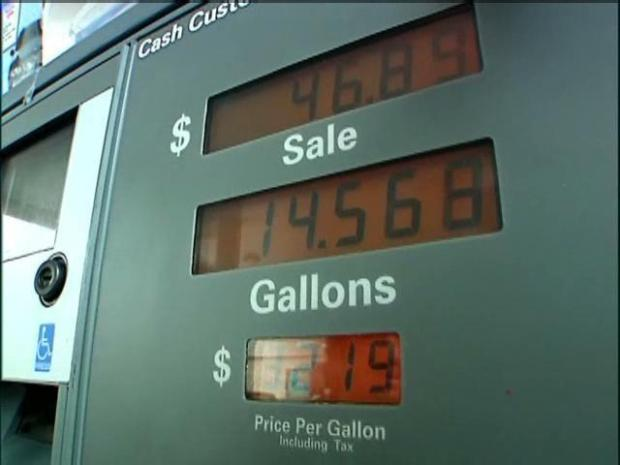 [DGO] Gas Prices Soaring