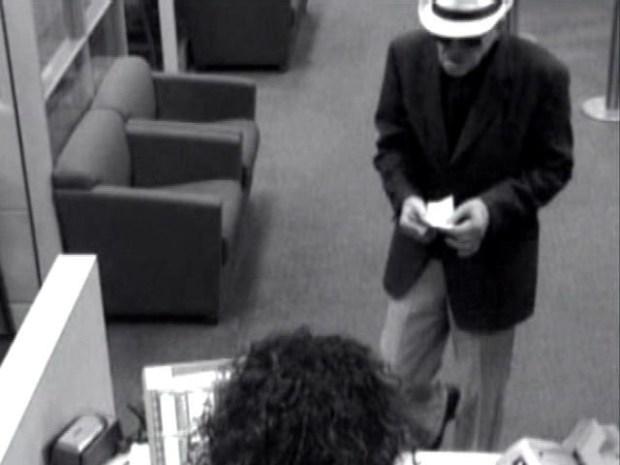 """[DGO] """"Geezer Bandit"""" Robs Bakersfield Bank"""