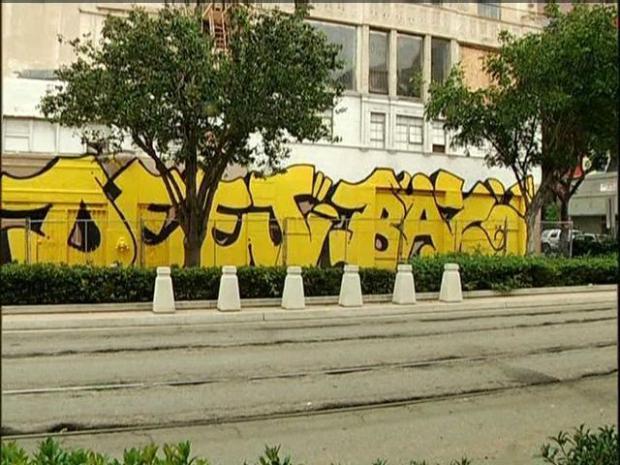[DGO] Graffiti or Art?