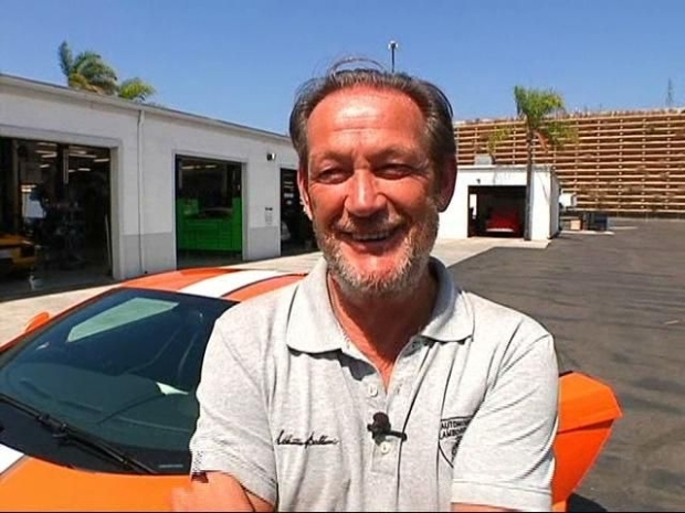 [DGO] He Is a Lamborghini Test Driver. Really