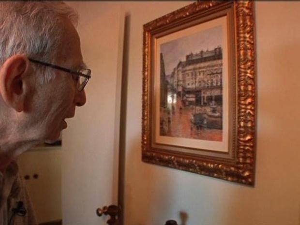 [DGO] Holocaust Survivor Fights for Return of Painting