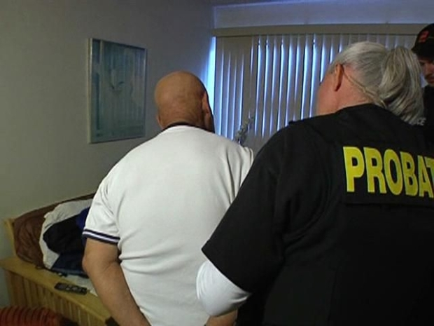 [DGO] Inside Look at Sex Offender Compliance Checks