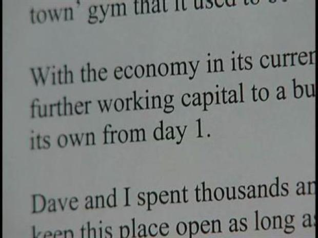 [DGO] Local Gym Closes Its Doors