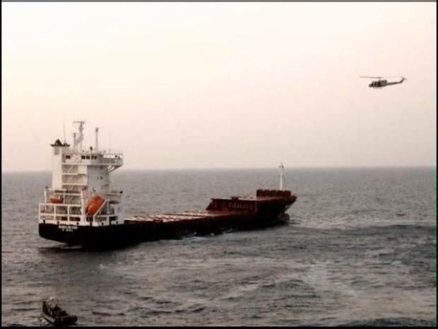 [DGO] Local Sailors, Marines Rescue Crew From Pirates