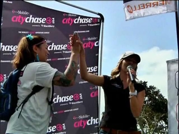 [DGO] Love is in the Air at San Diego City Chase
