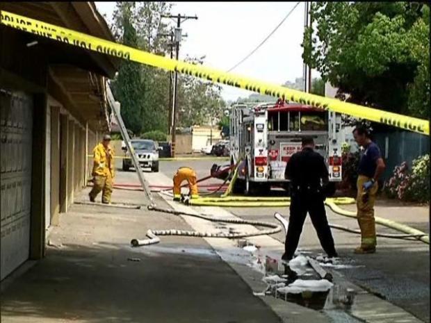 [DGO] Man Killed in Condo Fire