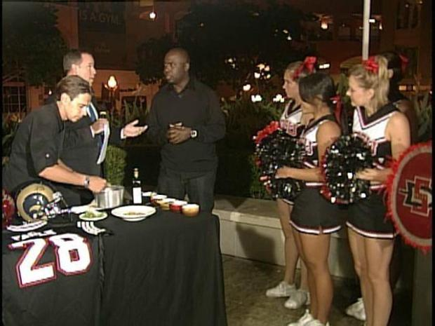 [DGO] Marshall Faulk Talks About the Aztec For Life Homecoming Celebration
