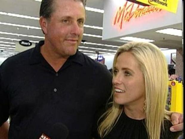 [DGO] Mickelson Suspends Tour, Wife Has Cancer