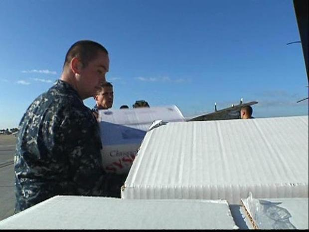 [DGO] Military Helps Rescue Stranded Cruise Ship Passengers