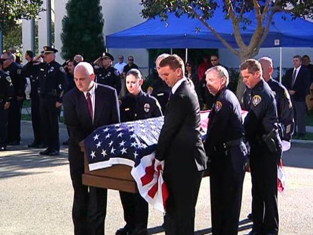 [DGO] Moving Tribute for Fallen SDPD Officer