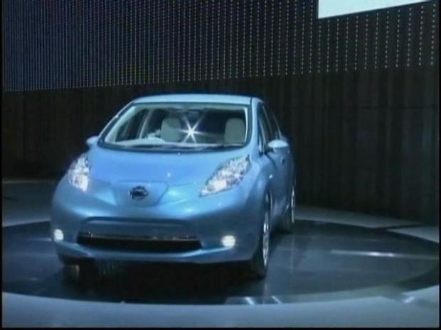 [DGO] New Electric Cars May Spark Sales