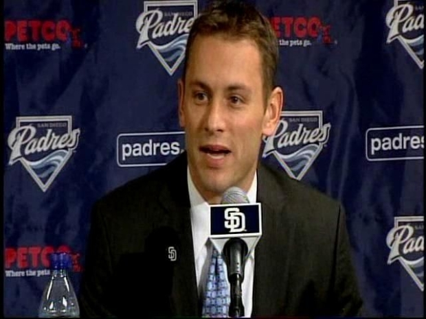 [DGO] New Padres GM Jed Hoyer