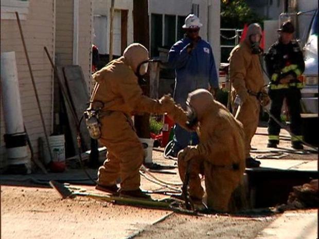 [DGO] North Park Gas Leak