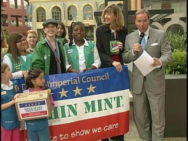 [DGO] Operation Thin Mint Morning Salute