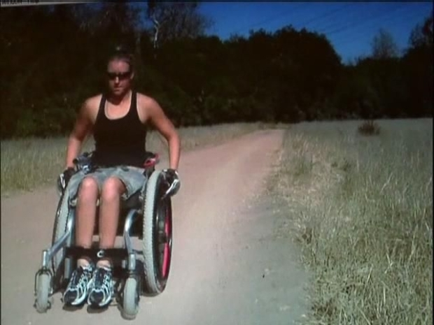 [DGO] Paraplegic Athlete Trains for Kilimanjaro Climb
