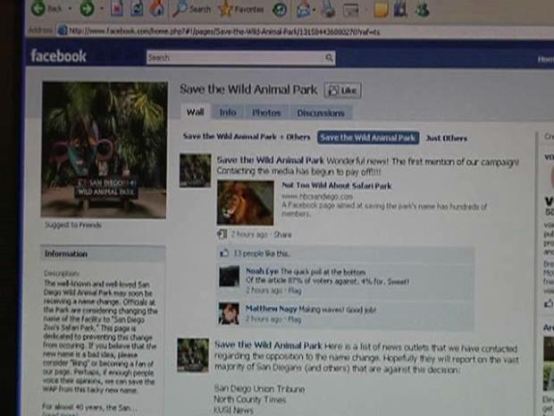 [DGO] Park Name Change Faces Facebook Backlash