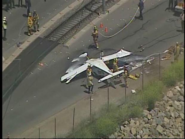 [DGO] Pilot Trapped in Small Plane Crash: Raw