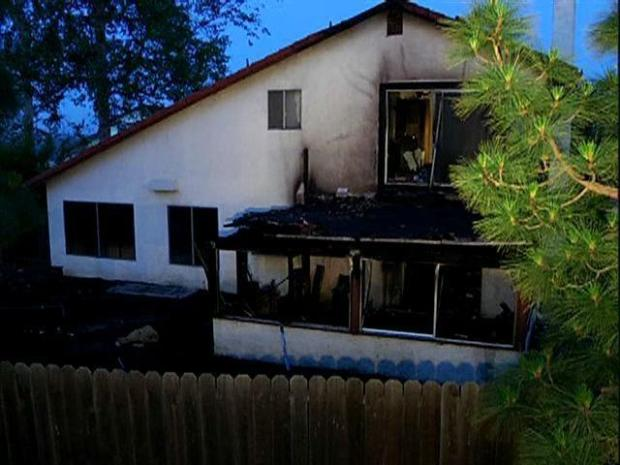 [DGO] Pot Plants Discovered After House Fire