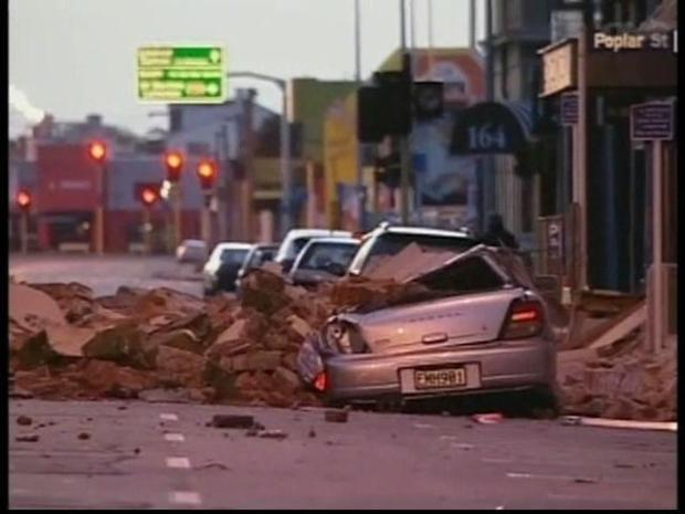 [DGO] Powerful Quake Rocks New Zealand